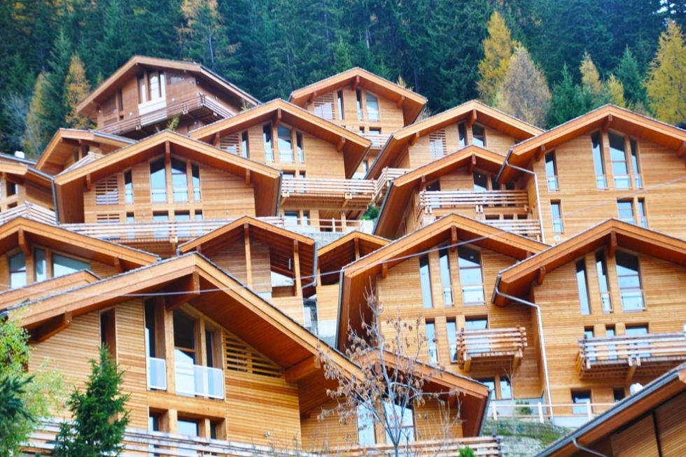 18 chalets Grand Combe - Grimentz (Suisse)