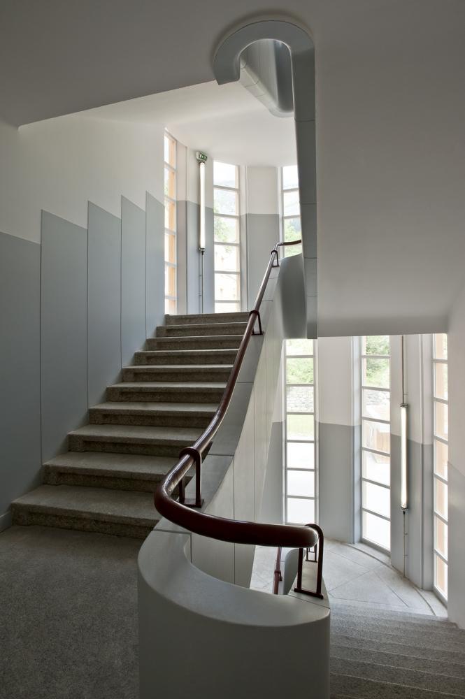 reconversion du sanatorium martel de janville rolinet associes architectes urbanistes. Black Bedroom Furniture Sets. Home Design Ideas