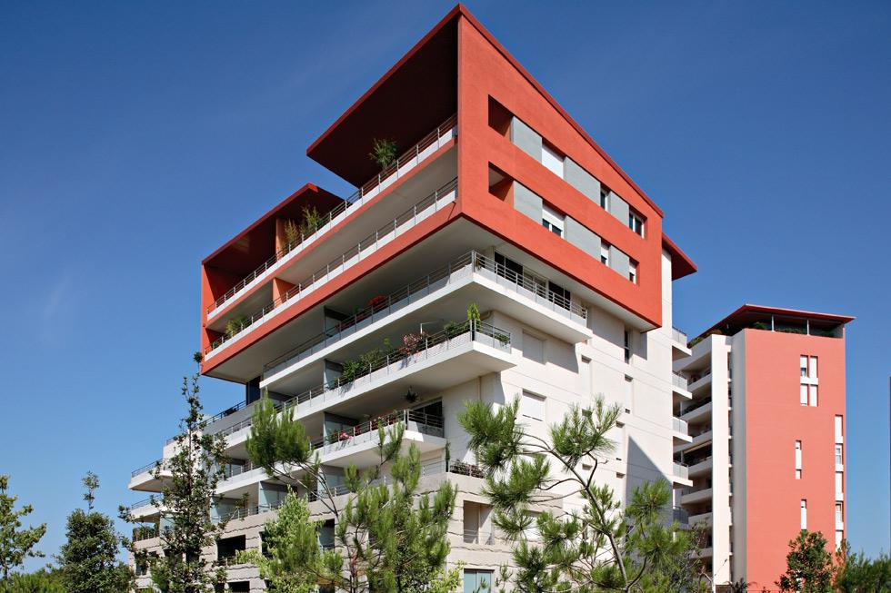 64 logements Jardins de la Lironde - Montpellier (34)